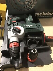 New Metabo 600211890 18-Volt 1-Inch SDS-Plus Rotary Hammer - Bare Tool