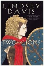 Two for the Lions (The Tenth Marcus Didius Falco Novel) by Davis, Lindsey