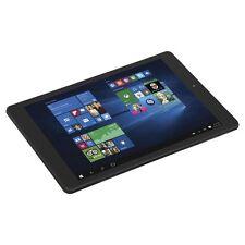 "Windows Connect 8.9"" Tablet Intel Atom Z3735G 1GB RAM 32GB HDD Windows 10 Black"