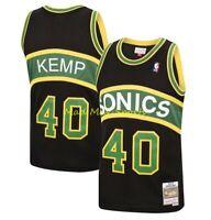 SHAWN KEMP 1994-95 Seattle SUPERSONICS Mitchell & Ness Bk RELOAD Swingman Jersey