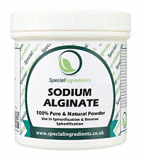 Special Ingredients Sodium Alginate 100g