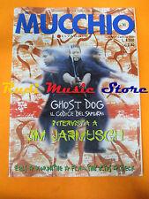 Rivista MUCCHIO SELVAGGIO 383/2000 Eels Morphine Banda Bardo' Flaming Lips No cd