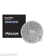 XiKAR 817Xi 100 Cigar Crystal Humidifier + 8oz Solution