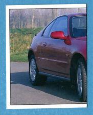 AUTO 100-400 Km Panini - Figurina-Sticker n. 236 - HONDA PRELUDE 160cv 1/3 -New