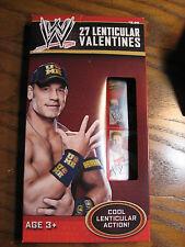 Wwe Wrestling 27 Lenticular Valentines
