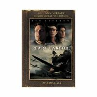Pearl Harbor (DVD, 2001, 2-Disc Set, Widescreen 60th Anniversary...