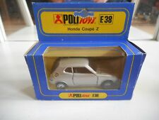 Politoys Honda Coupe Z in Grey on 1:43 in Box