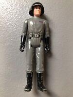 Vintage Star Wars DEATH SQUAD COMMANDER ORIGINAL 1977 KENNER