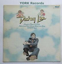 DICKEY LEE-ANGELS ROSES & Rain-Excellent vendeur LP record RCA VICTOR apl1-1725