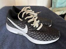 Nike Air Zoom Pegasus 35 Women's Running Shoes Size 6 Black Gunsmoke Gray
