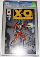 X-O Manowar 1 CGC 9.8