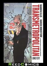TRANSMETROPOLITAN VOLUME 5 LONELY CITY GRAPHIC NOVEL Paperback Collects #25-30