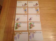 Florist Gift / Present Cards (10 cards)  9cm x 6cm. Lot 7