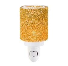 Scentsy Glitter Gold Mini Warmer