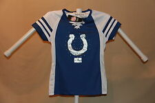 Indianapolis Colts NFL Fan Fashion JERSEY Shirt by MAJESTIC Womens Small NWT 543ed1e3a