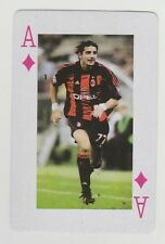 Football World Cup 2006 Playing Card single - Francesco Coco - Inter Milan