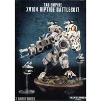XV104 Riptide Battlesuit Tau Empire Warhammer 40K NIB Flipside