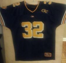 Georgia Tech Yellow Jackets #32  Youth L Blue Football Jersey Colosseum Athletic