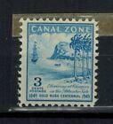 Canal Zone Stamp - Sc#CZ142 – 1949 3¢ Gold Rush Centennial - MNH