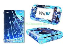 Akame ga Kill! Anime Girl General Esdeath Skin Sticker Decal Protector for Wii U