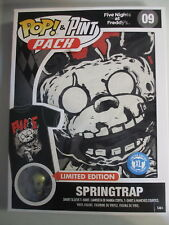Funko POP! Tees Pint Five Nights at Freddy's Springtrap T Shirt X-Large XL