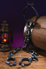 Shackles Chains 14 Inches Long Decorations & Props Funworld
