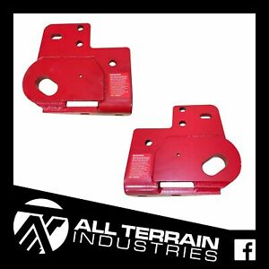 ATI RATED RECOVERY POINTS - HOLDEN COLORADO / ISUZU DMAX & MUX 2012-2020