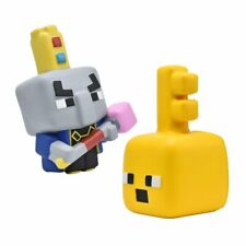 Minecraft Dungeons Mega SquishMe's New & Sealed Licensed - Minecraft Toy