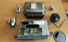 fiat 500 1.3 multijet engine ecu, body ecu, key, locks