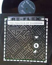 "RE-FLEX ~ la politica di ballare ~ 12"" single PS"