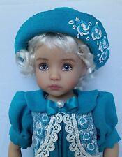 Monique CLARISSA Wig 7/8 Effner Little Darling Dollstwn Kish Wiggs BJD Blonde