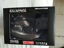 Scar Titan - Lootcrate Exclusive - Battlestar Galactica - Cylon Raider