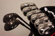 taylor fit Oversize Golf Club combo custom made 3 4 Hybrid Utility 5-PW Iron Set