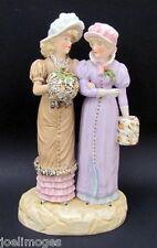 Hand Painted Antique Germany Bisque Figurine Ernst Bohne 1901