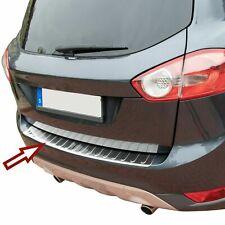 Protector paragolpes para Ford Kuga I desde 2008 al 2012 cromo