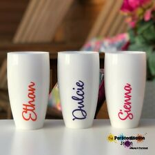 Personalised Plastic Cup In Party