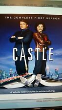 CASTLE, the complete FIRST SEASON DVD set