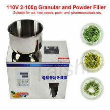 MAX 100G SMALL AUTOMATIC PARTICLE FILLING MACHINE & SUBPACKAGE DEVICE WEIGHING