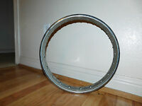 "Vintage Made in Japan Daido DID 1.85B 1.85x18 185x18 18"" 40 Holes Wheel Rim #1"