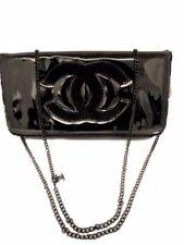 Chanel VIP Black or White Bag Shoulder Chain WOC Cross body