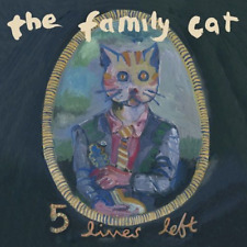 FAMILY CAT-FIVE LIVES LEFT: THE ANTHOLOGY-IMPORT 2 CD WITH JAPAN OBI F56