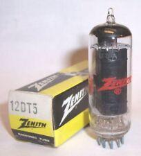 1 NEW IN BOX ZENITH 12DT5 BEAM POWER PENTODE TUBE / VALVE
