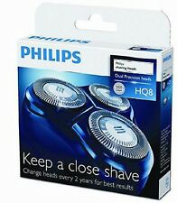 PHILIPS PHILISHAVE HQ8 Head Blade Cutter x3 HQ7390 PT860 PT870 AT750 AT890 AT891