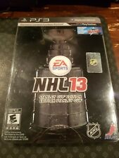 NHL 13 -- Stanley Cup Collector's Edition (Sony PlayStation 3, 2012) Brand New!