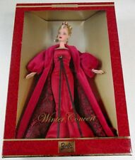 Winter Concert Barbie Doll NRFB! 2002 Limited Edition