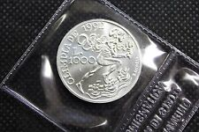 SAN MARINO 1991 moneta da 1000 LIRE IN ARGENTO OLIMPIADI DI BARCELLONA