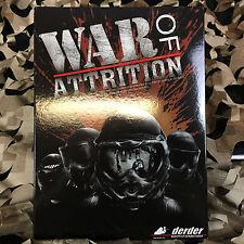 New Derder Paintball Events Dvd - War of Attrition