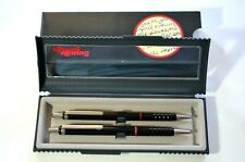 VINTAGE ROTRING TIKKY SPECIAL MECHANICAL PENCIL AND TIKKY BALLPOINT PEN ,GERMANY