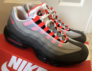 Air Max 95 Solar Red for sale | eBay