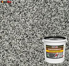 Buntsteinputz Mosaikputz BP20 (grau, weiss, schwarz) 20kg Absolute ProfiQualität